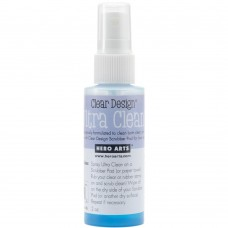 Hero Arts Ultra Clean Spray - Stamp Cleaner