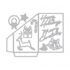 Hero Arts - Gift Card Holder Fancy Die