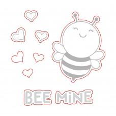 Honey Bee Stamps - Bee Mine Honey Cuts