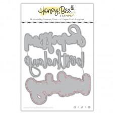 Honey Bee Stamps - Birthday Honey Cuts