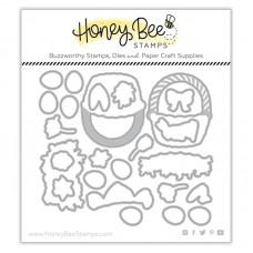 Honey Bee Stamps - Easter Basket Builder Honey Cuts