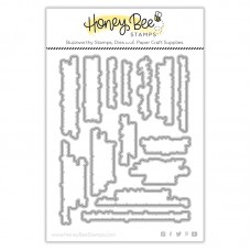 Honey Bee Stamps - Inside: Snarky Birthday Sentiments Honey Cuts