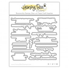 Honey Bee Stamps - You Bake Me Happy Honey Cuts