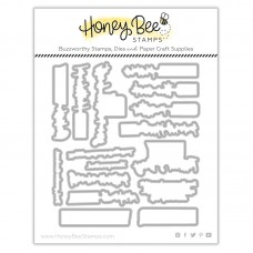 Honey Bee Stamps - Kiss The Cook Honey Cuts
