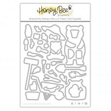 Honey Bee Stamps - Sandie And Sis Honey Cuts