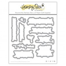 Honey Bee Stamps - My Favorite Flower Honey Cuts
