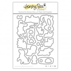 Honey Bee Stamps - Puppy Dog Tails Honey Cuts