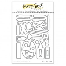 Honey Bee Stamps - Let's Get Crafty Honey Cuts