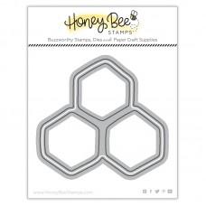 Honey Bee Stamps - Honeycomb Honey Cuts