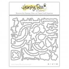 Honey Bee Stamps - Riding By... Honey Cuts
