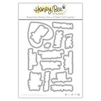 Honey Bee Stamps - High Five Honey Cuts