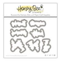 Honey Bee Stamps - Framed: Anemones Honey Cuts