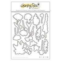 Honey Bee Stamps - Wildflowers Honey Cuts