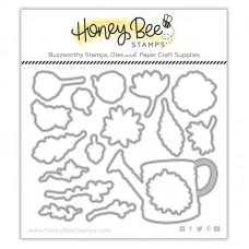 Honey Bee Stamps - Garden Harvest Florals Honey Cuts