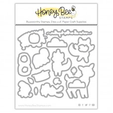 Honey Bee Stamps - Better Together Honey Cuts