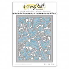 Honey Bee Stamps - Autumn Splendor A2 Cover Plate Honey Cuts