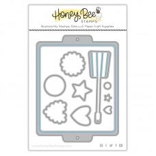 Honey Bee Stamps - Cookie Sheet Honey Cuts
