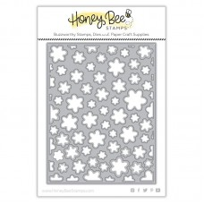 Honey Bee Stamps - Flower Petal Cover Plate Honey Cuts