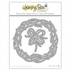 Honey Bee Stamps - Grapevine Wreath Honey Cuts