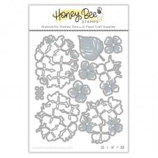 Honey Bee Stamps - Lovely Layers: Hydrangea Honey Cuts