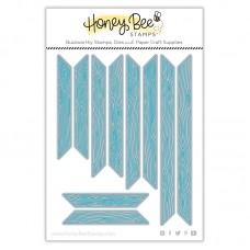 Honey Bee Stamps - Wood Frame Builder Honey Cuts