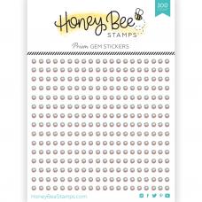 Honey Bee Stamps - Prism Gem Stickers