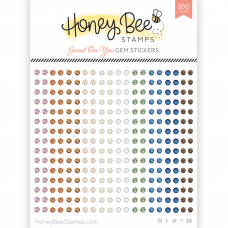 Honey Bee Stamps - Sweet On You Gem Stickers