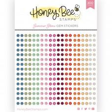 Honey Bee Stamps - Summer Stems Gem Stickers