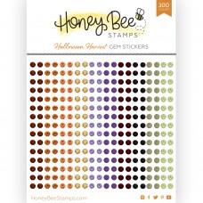 Honey Bee Stamps - Halloween Harvest Gem Stickers