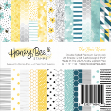 Honey Bee Stamps - The Bee's Knees Paper Pad