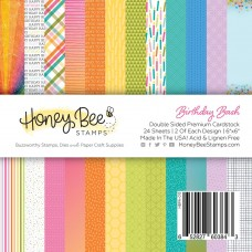 Honey Bee Stamps - Birthday Bash Paper Pad