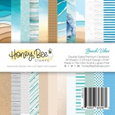 Honey Bee Stamps - Beach Vibes Paper Pad