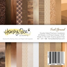 Honey Bee Stamps - Fresh Brewed Paper Pad