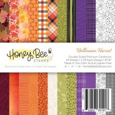 Honey Bee Stamps - Halloween Harvest Paper Pad