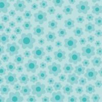 Honey Bee Stamps - Flower Builder Background Stencil (Set of 2)