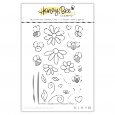 Honey Bee Stamps - Busy Bees
