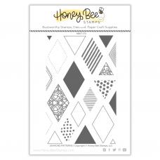 Honey Bee Stamps - Diamond Patterns