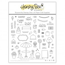 Honey Bee Stamps - Treat Shop Add-On