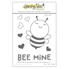 Honey Bee Stamps - Bee Mine