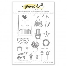 Honey Bee Stamps - Farmhouse Add-On