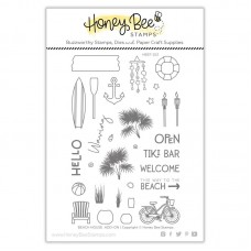 Honey Bee Stamps - Beach House Add-On