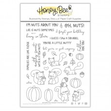 Honey Bee Stamps - Nuts About You
