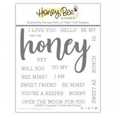 Honey Bee Stamps - Honey