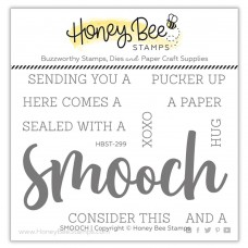 Honey Bee Stamps - Smooch