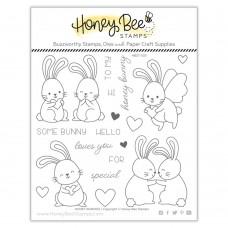Honey Bee Stamps - Honey Bunnies