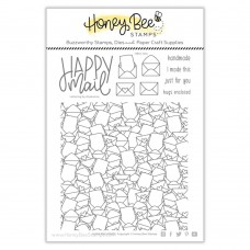 Honey Bee Stamps - Hugs Enclosed