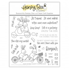 Honey Bee Stamps - Enjoy The Ride