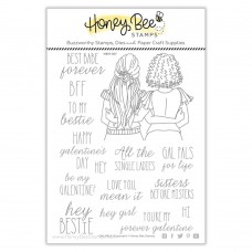 Honey Bee Stamps - Gal Pals