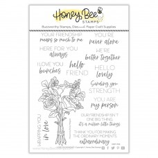Honey Bee Stamps - Love You Bunches