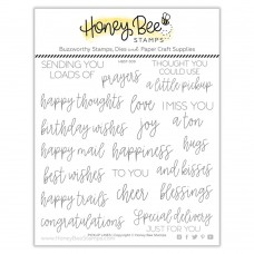 Honey Bee Stamps - Pickup Lines